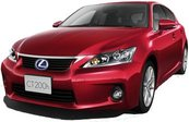 LEXUS CT200H NEW 2014-2015 MODEL