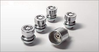 Wheel Lock Nuts US$ 140