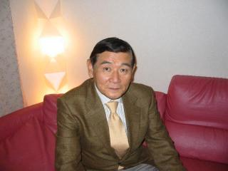 MR.TOSHIO MURAYAMA - Chairman Batfa Group of Companies