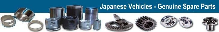 Japanese car parts exporter