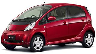 Mitsubishi i-Miev Electric car New 2020 Model in Japan