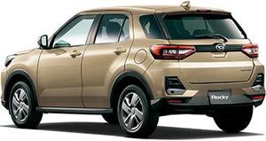 DAIHATSU ROCKY NEW MODEL
