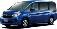 HONDA STEP WAGON HYBRID NEW MODEL