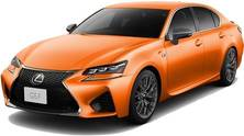 NEW LEXUS GSF 2017-2018 MODEL