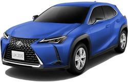 LEXUS UX200 NEW MODEL