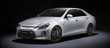 Toyota Mark-X GR-Sport Model