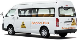 TOYOTA HIACE COMMUTER SCHOOL BUS NEW MODEL