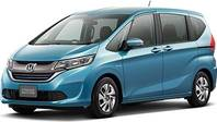 HONDA FREED HYBRID NEW MODEL