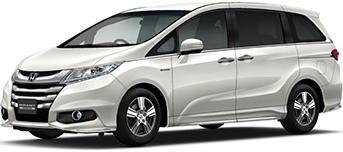 honda odyssey hybrid new 2020 model in japan, import