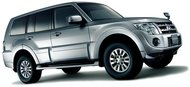 MITSUBISHI PAJERO NEW 2016-2017 MODEL