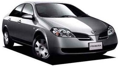 Nissan Primera new model from Japan