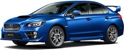 SUBARU WRX STI NEW 2017-2018 MODEL