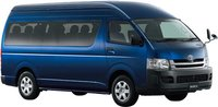 TOYOTA HIACE COMMUTER BUS NEW MODEL