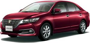 TOYOTA PREMIO NEW MODEL
