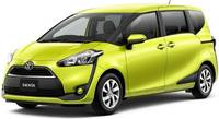 TOYOTA SIENTA NEW 2016-2017 MODEL