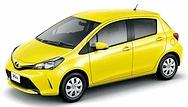 TOYOTA VITZ NEW 2015-2016 MODEL