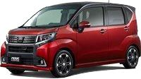 DAIHATSU MOVE CUSTOM NEW 2017-2018 MODEL