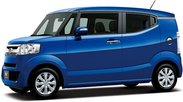 New Honda N-Box Slash Japan
