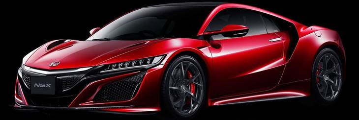 Perfect Honda NSX Sport Car