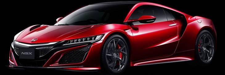 Honda Nsx Sport Car