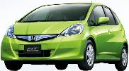 HONDA FIT HYBRID NEW 2013-2014 MODEL