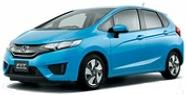 HONDA FIT HYBRID NEW 2016-2017 MODEL