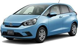 HONDA FIT NEW MODEL