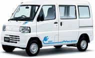 MITSUBISHI MINICAB MIEV NEW 2017-2018 MODEL
