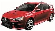 MITSUBISHI LANCER EVOLUTION X NEW MODEL