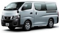 NISSAN CARAVAN WAGON NEW MODEL