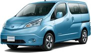 NISSAN E-NV200 NEW MODEL