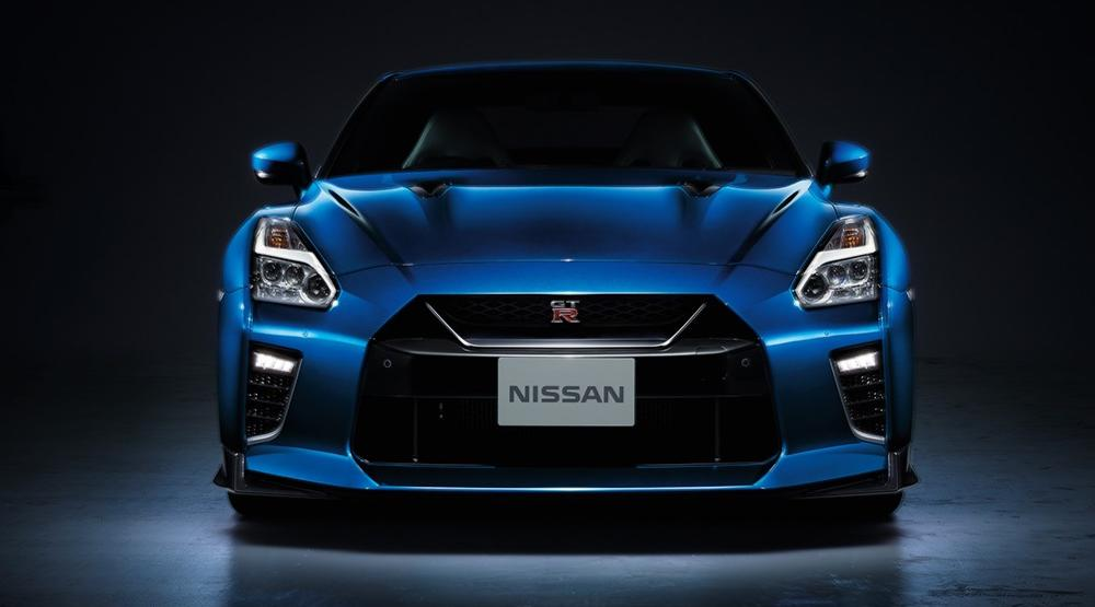 New Nissan GTR for sale in Japan