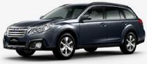 SUBARU OUTBACK NEW 2014-2015 MODEL