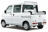 SUBARU SAMBAR OPEN DECK VAN NEW 2017-2018 MODEL