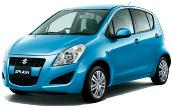 SUZUKI SPLASH NEW 2015-2016 MODEL