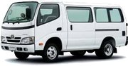 TOYOTA DYNA ROUTE VAN NEW 2015-2016 MODEL