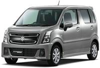 SUZUKI WAGON R STINGRAY NEW MODEL