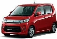 SUZUKI WAGON R STINGRAY NEW 2016-2017 MODEL