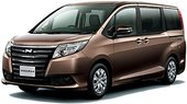 TOYOTA NOAH NEW 2014-2015 MODEL