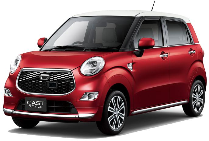 New Daihatsu Cast Style photo: Front picture (Front image)