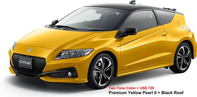 honda crz body colors picture photo gallery