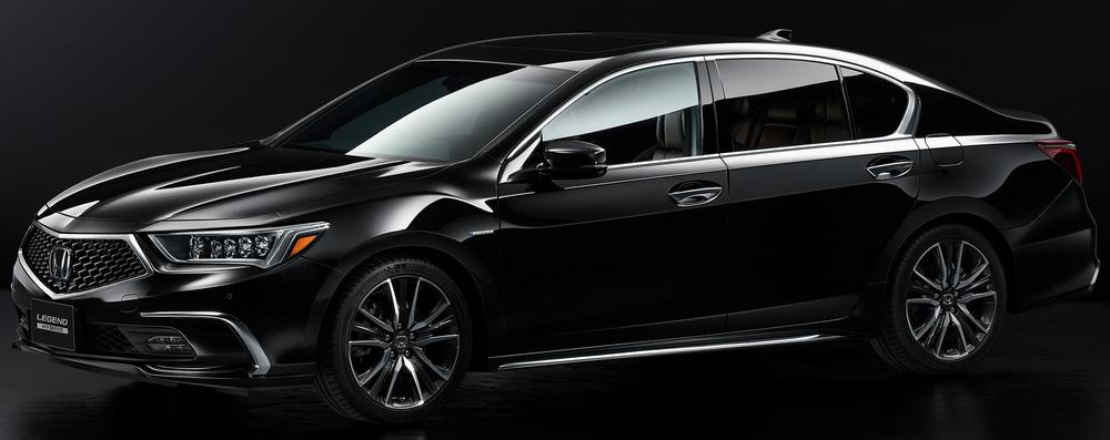 New Honda Legend Front picture, front view photo and Exterior image