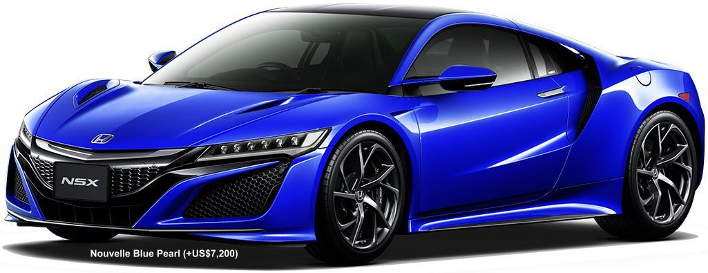 Metallic Blue Car Paint