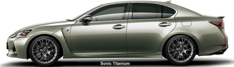 New Lexus Gs F Body Color Photo Exterior Colour Picture
