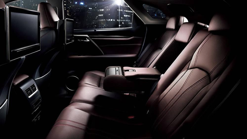 New Lexus Rx200t Photo Image Picture