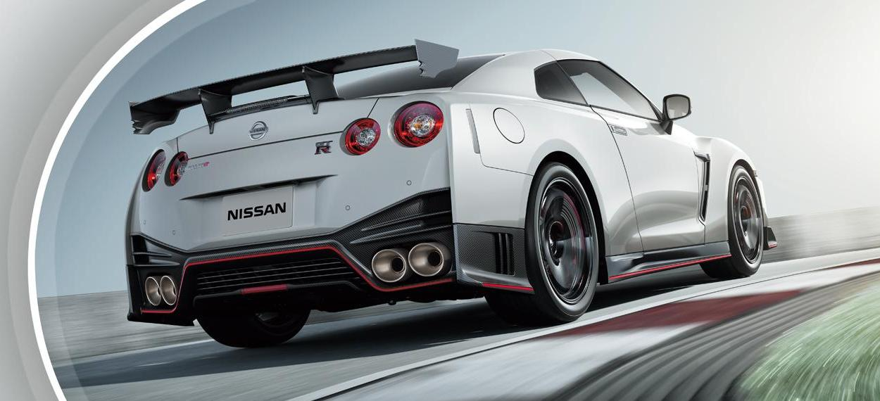 New Nissan Gtr Back Picture Rear View Photo And Exterior