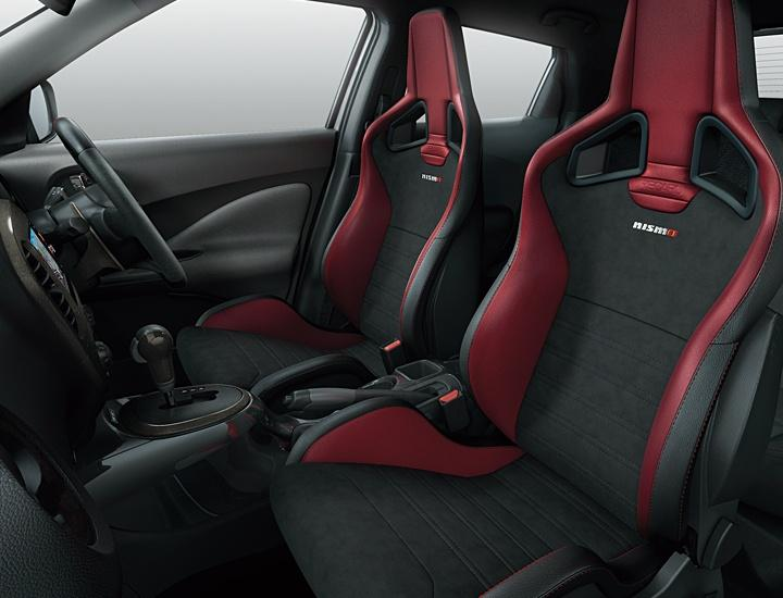 new nissan juke nismo rs interior picture inside view. Black Bedroom Furniture Sets. Home Design Ideas