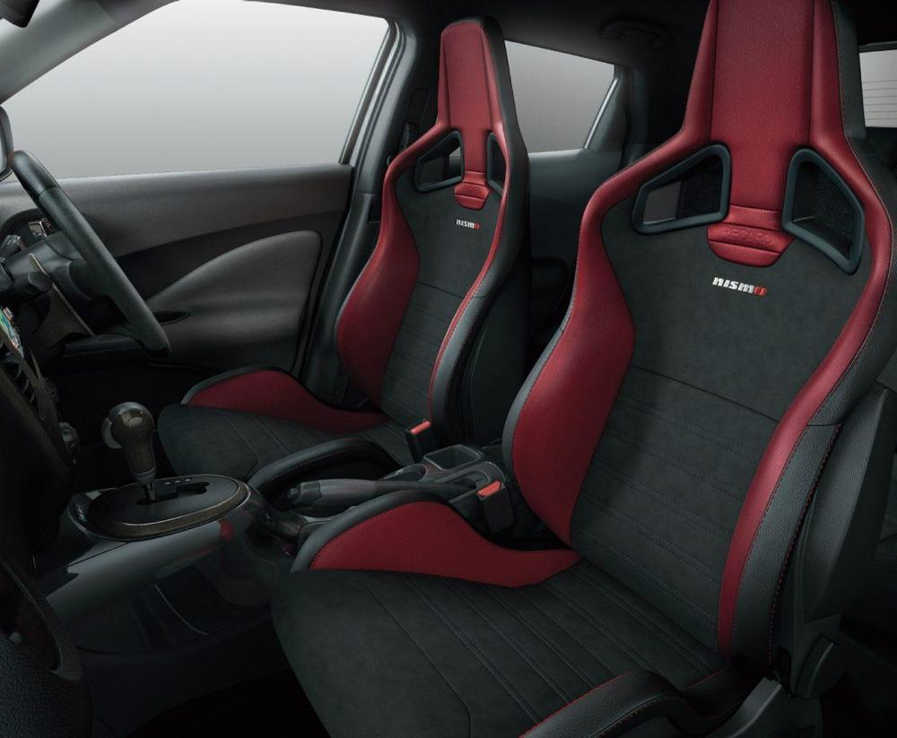 New Nissan Juke Nismo RS Interior picture, Inside view ...