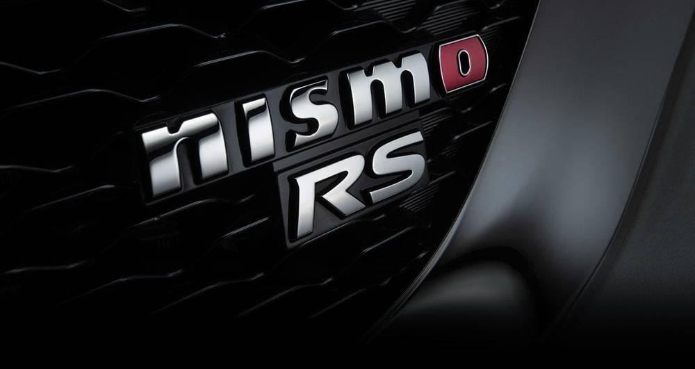 New Nissan Juke Nismo Rs Photo Logo Emblem