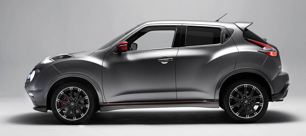 New Nissan Juke Nismo Rs Side View Picture Side Photo And Exterior Image